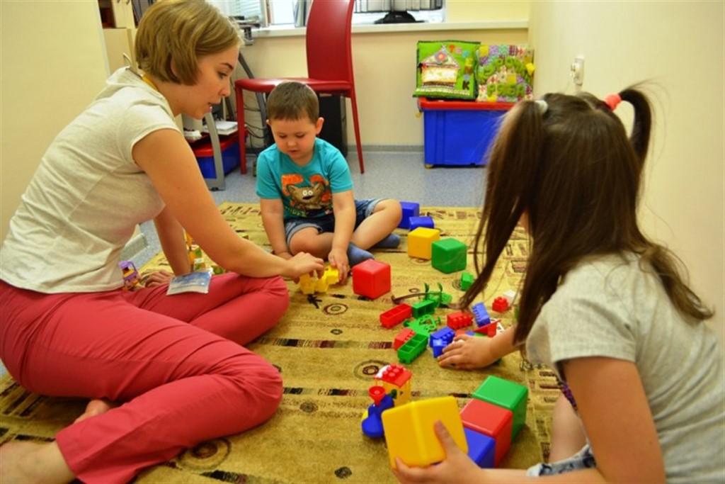 Семейная игровая терапия